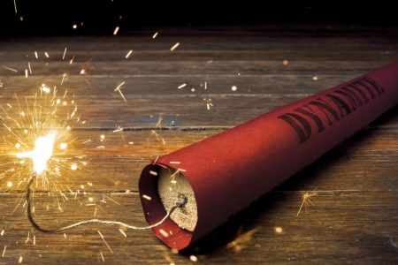 Woman mistakes dynamite for candle, suffers severe injuries, police say