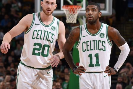Celtics' Gordon Hayward excited to play again, nearly a year after suffering gruesome injury