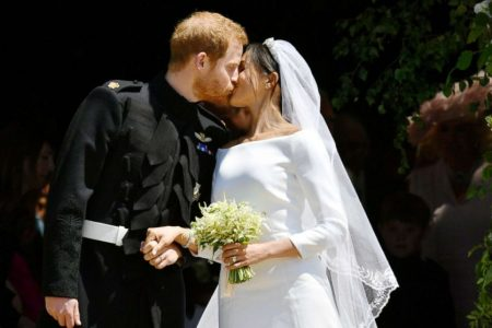 Meghan Markle reveals the romantic way she surprised Prince Harry and the royal family on her wedding day
