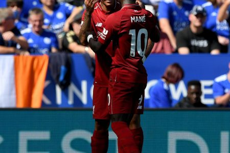 Sadio Mane, Liverpool Escape with Win vs. Leicester City to Stay Unbeaten