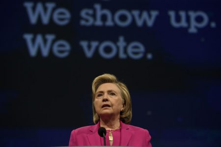 Hillary Clinton: 'Uncontrollable' Trump Will 'Wholesale Fire People' After November Midterms