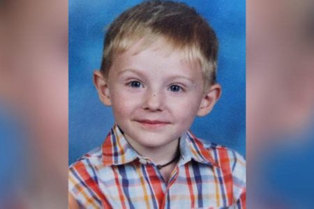 Body believed to be Maddox Ritch, missing 6-year-old boy with autism, found in creek
