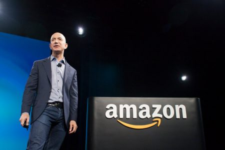 Amazon, Following Apple, Reaches $1000000000000 in Value