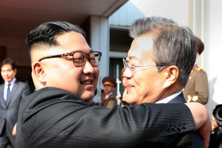 South Korea's Moon faces tough challenge in 3rd summit with Kim Jong Un