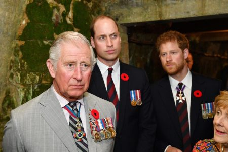 How Palace Responded To Prince Charles Not Getting Along William and Harry Rumors