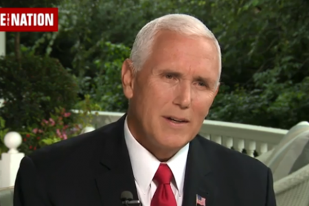 """Pence: Woodward book shows a """"complete misunderstanding of how this White House works"""""""