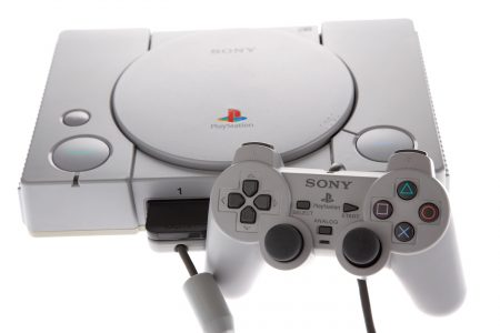 Sony Hops on Old School Console Bandwagon With PlayStation Classic