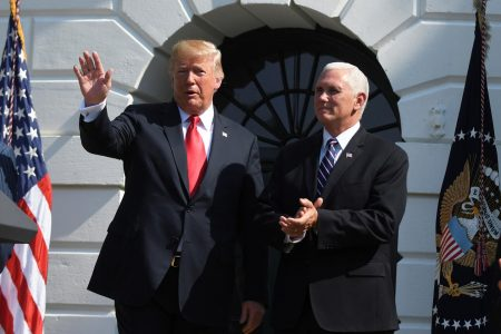 Mike Pence Denies Discussing Plans to Throw Donald Trump Out of Office: 'Obvious Attempt to Distract'