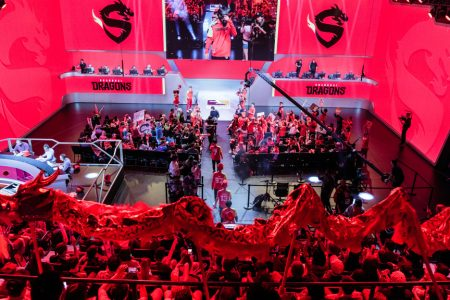 Shanghai Dragons release eight players, coach and analyst ahead of Season Two