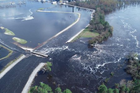 Hurricane Florence shows renewable energy is resilient, too