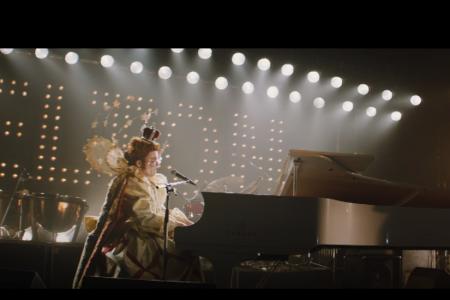 'Rocketman' Trailer: Elton John Gets a Fittingly Surreal Teaser