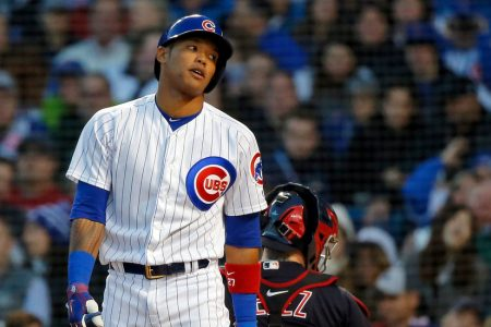 Addison Russell Is Suspended 40 Games Over Domestic Violence Accusations