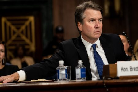 Show How You Feel, Kavanaugh Was Told, and a Nomination Was Saved