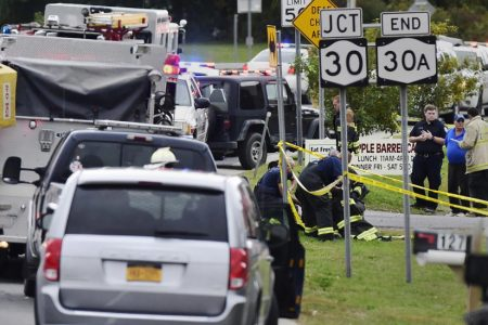 Limo Crash Leaves 20 Dead at Popular Tourist Spot in Upstate New York
