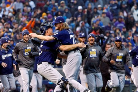 Beware the Brewers: 11 Victories in a Row and a Ticket to the NLCS