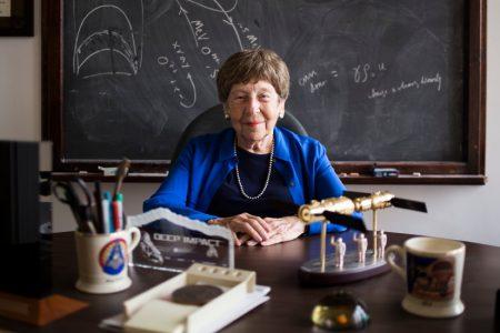 How Do You Find an Alien Ocean? Margaret Kivelson Figured It Out