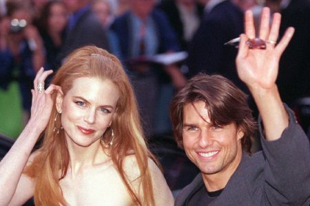 Nicole Kidman says marriage to Tom Cruise offered 'protection' against sexual abuse