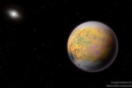 The Goblin dwarf planet may lead to Planet Nine discovery