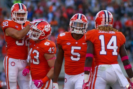 Amway Coaches Poll: Ohio State sinks after loss; Clemson, Notre Dame, LSU, Michigan rise
