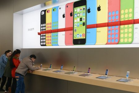 Goldman warns Apple's earnings could fall short this year on 'rapidly slowing' demand in China