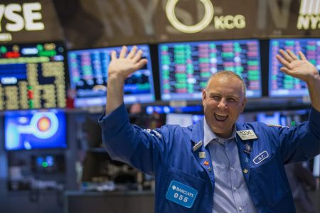 Dow jumps more than 500 points, posts best day since March as earnings fuel rally
