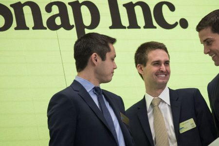 Snap shares dip even after CEO Evan Spiegel targets profitability in 2019