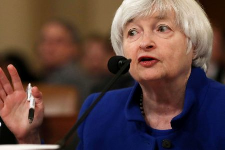Yellen says Fed is being 'thoroughly sensible' and not crazy, as Trump says