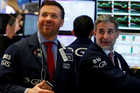 Dow is set to rise 100 points at the open, rebounding from a 300-point loss on Thursday