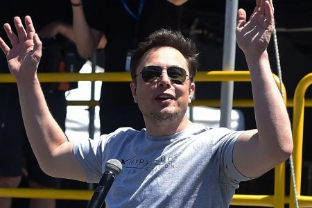 Tesla is down 7% thanks to Elon Musk's tweets — he's all but wiped out the gains Tesla got for settling with the SEC