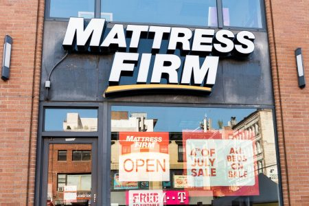 Mattress Firm, largest US mattress retailer, files for Chapter 11 bankruptcy protection