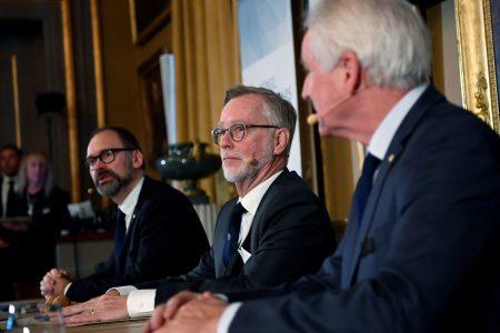 William Nordhaus and Paul Romer win the Nobel Prize for Economics