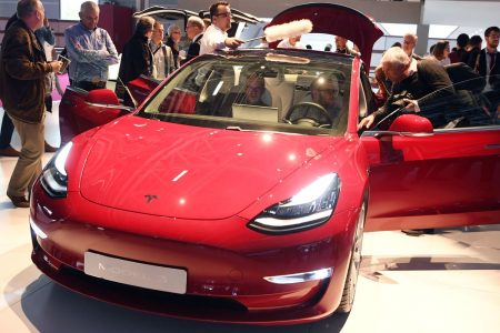 Tesla says its Model 3 has lowest probability of injury out of all cars ever tested by NHTSA