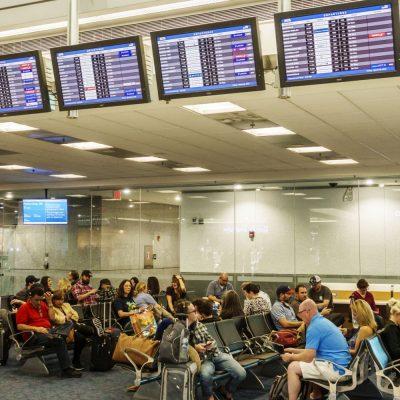 American Airlines flight evacuated at Miami airport