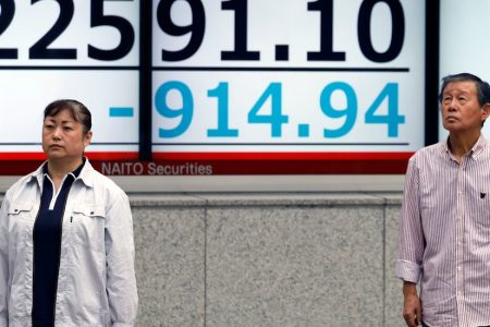 Market Rout in Asia Suggests Another Day of Investor Losses