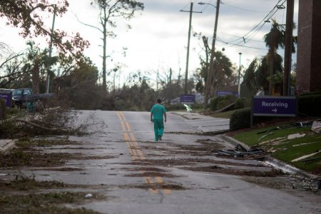 Hurricane Michael Live Updates: A Trail of Destruction in the Florida Panhandle