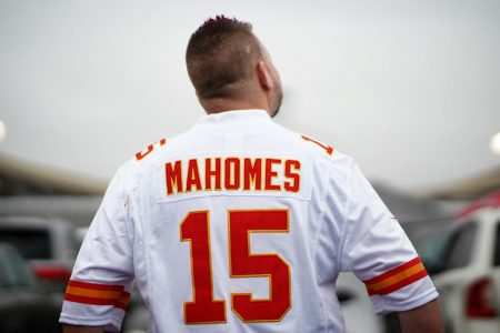 'He's Ours. Patrick Mahomes Is Ours.'