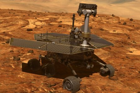 Where are you, Opportunity rover?