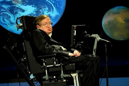 Stephen Hawking's Last Paper Is Now Online