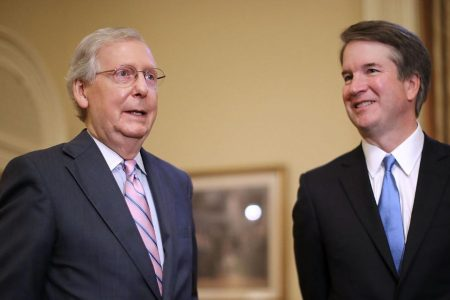 This is the GOP's strategy to save Kavanaugh