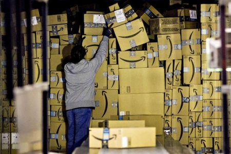 Staffing up for the holidays was already tough. Then came Amazon.