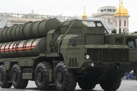 India risks US sanctions following $5 billion Russia defense deal
