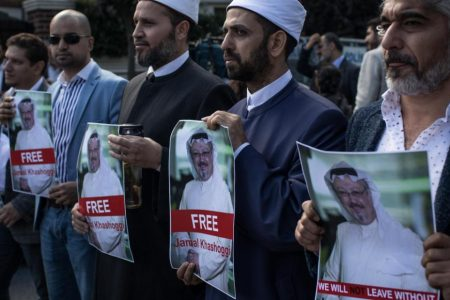 A week ago, Jamal Khashoggi walked into the Saudi consulate in Istanbul alive. So where is he now?