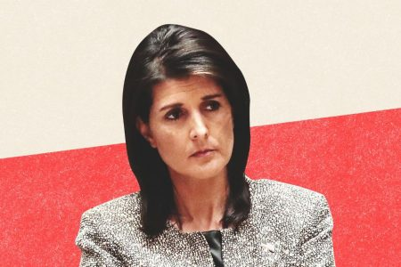 Nikki Haley takes Paul Ryan's path into the political wilderness
