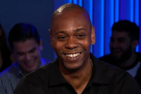 Dave Chappelle says Trump is 'speaking to a very small choir' in diverse America