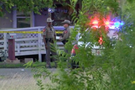 4 killed in shooting at child's birthday party in Texas, police say