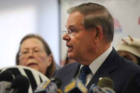 Menendez calls Hugin 'desperate' and 'a liar' after prostitution ad airs