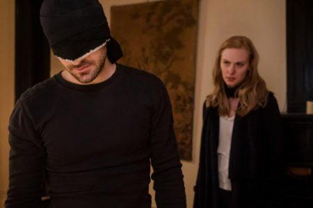 Marvel-Netflix team-up less invincible as 'Daredevil' returns