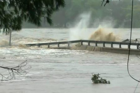 One dead in Texas flooding