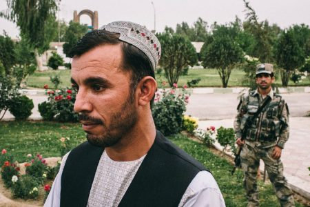An Afghan Police Chief Took on the Taliban and Won. Then His Luck Ran Out.