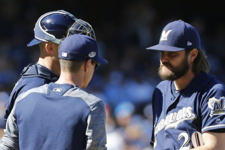 After Brewers' Misdirection, Wade Miley Will Pitch Game 6. For Real, This Time.